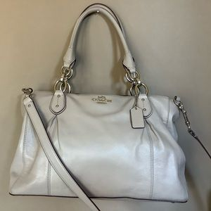 Coach COLETTE LEATHER CARRYALL F33447
